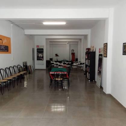 Instalaciones de Escuela de Magia Sergio Val